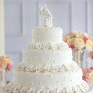 Свадебные торты в Краснодаре