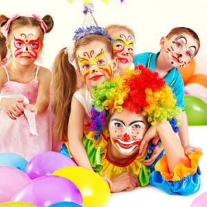 Цирковые номера на детских праздниках в Краснодаре
