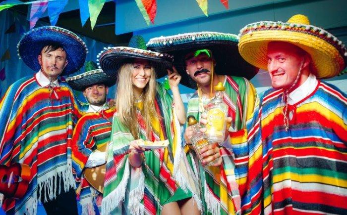 Мексиканская-вечеринка